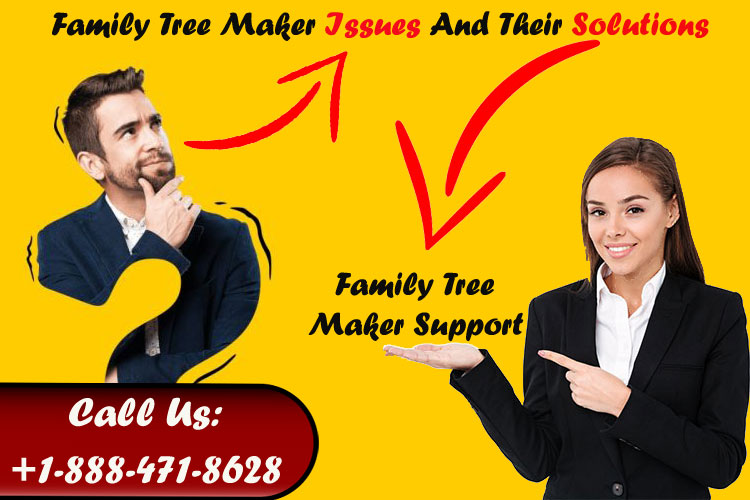 family tree maker issues and solutions