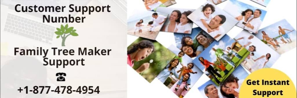 contact us-family tree maker support