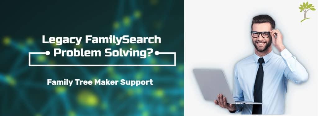 Legacy FamilySearch