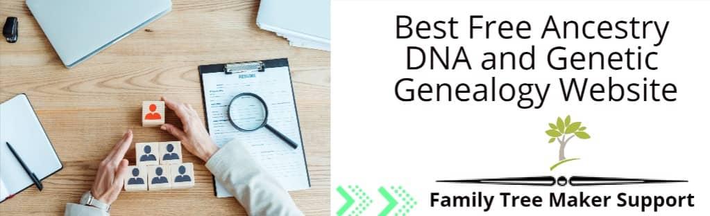 Best free Ancestry DNA