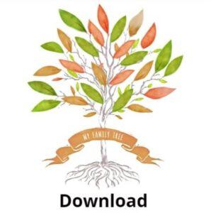 free family tree templates