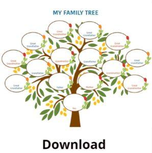 online family tree ideas
