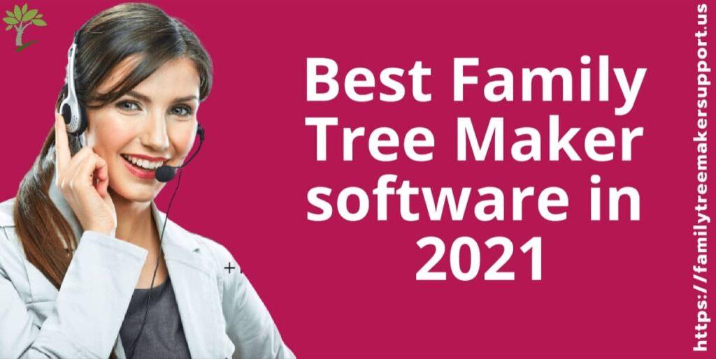 best family tree maker