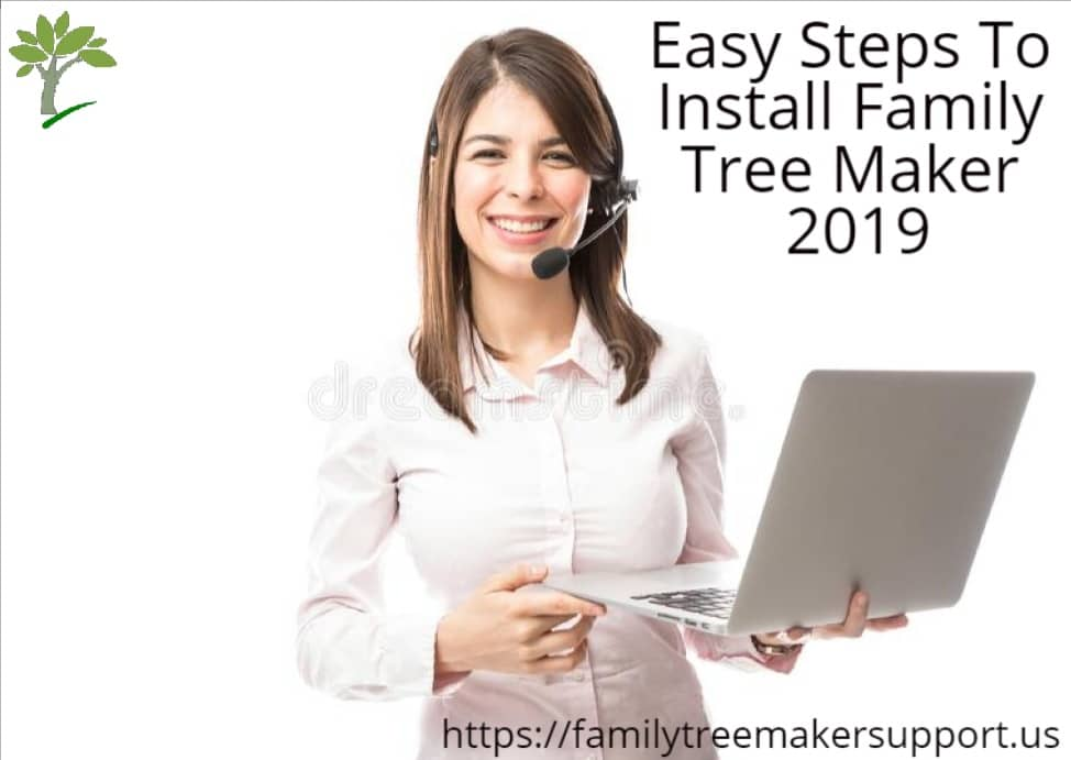install family tree maker