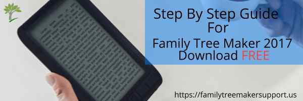 family tree maker download free