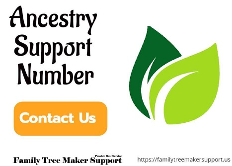 ancestry support number