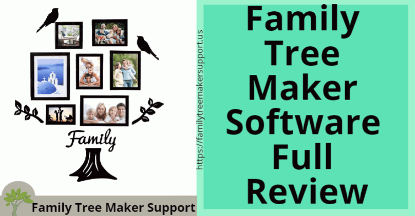 family tree maker software review